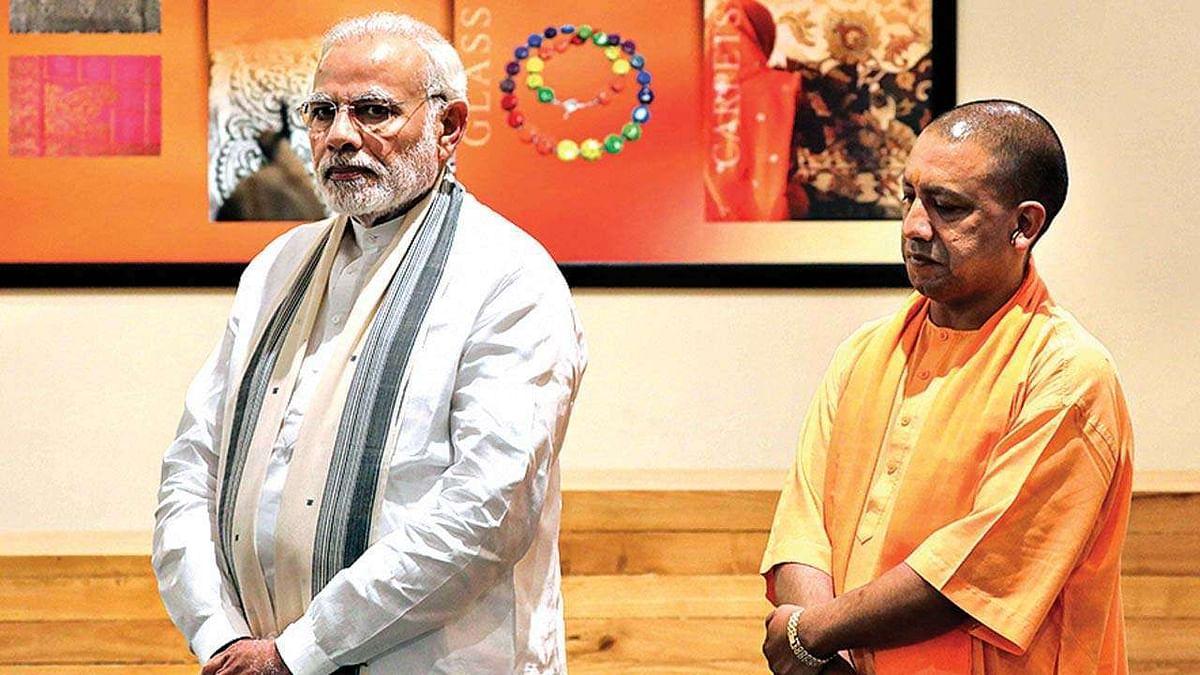 यूपी के मंत्री के बिगड़े बोल, कहा- पीएम मोदी और सीएम योगी के खिलाफ नारे लगाने वालों को जिंदा गाड़ दूंगा