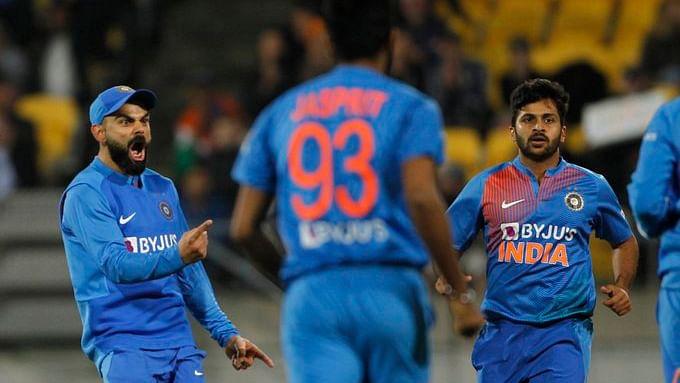 सुपर ओवर में भारत की लगातार दूसरी जीत, चौथे टी-20 मैच में न्यूज़ीलैंड को हराकर  सीरीज में बनाई 4-0 की बढ़त