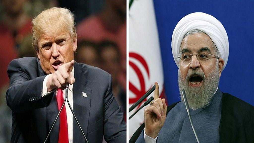 ट्रंप ने फिर दी धमकी, कहा- सैन्य पर ऐसे ही नहीं खर्च किए दो ट्रिलियन डॉलर, कुछ किया तो ईरान को बर्बाद कर देंगे