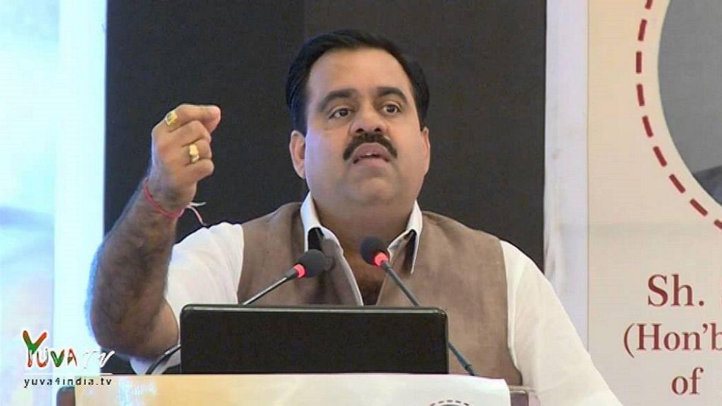 BJP नेता तरुण चुघ का विवादित बयान, कहा- दिल्ली को नहीं बनने देंगे सीरिया, शाहीन बाग को बताया 'शैतान बाग'