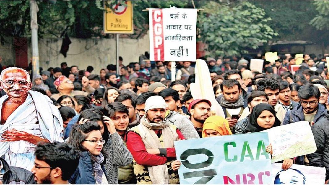 खरी-खरीः CAA के खिलाफ छात्र-युवाओं के आंदोलन से फूटी उम्मीद की किरण, नई पीढ़ी को मंजूर नहीं हिंदू पाकिस्तान बनना
