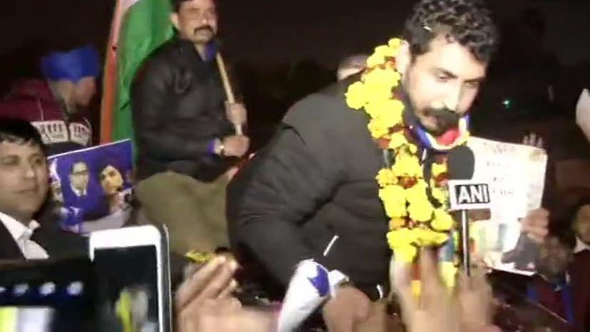 बड़ी खबर LIVE: तिहाड़ जेल से रिहा हुए भीम आर्मी प्रमुख चंद्रशेखर, कल दिल्ली की कोर्ट ने दी थी जमानत