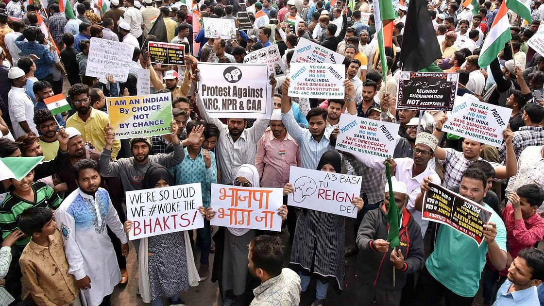 अयोध्या फैसले से भी मुस्लिम-विरोधी ताप नहीं पैदा हुआ, तो शुरू हुआ संविधान को मरोड़ने का खेल