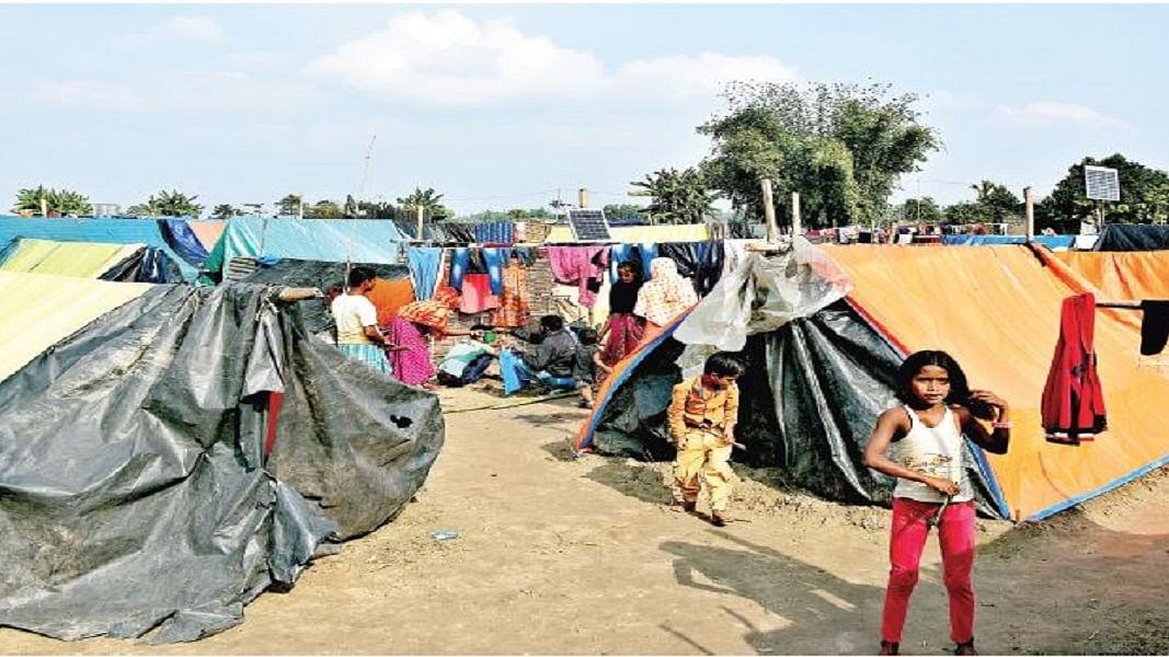 असम में बीजेपी विधायक की खुली गुंडागर्दी, एनआरसी में नाम होने के बाद भी हाथी से रौंदवा दिए मुसलमानों के घर