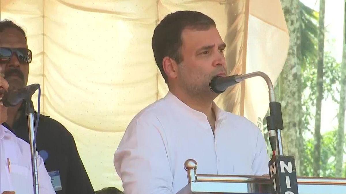नवजीवन बुलेटिन: 'संविधान बचाओ' मार्च में राहुल गांधी का पीएम मोदी पर निशाना और चुनाव आयोग का बीजेपी को नोटिस