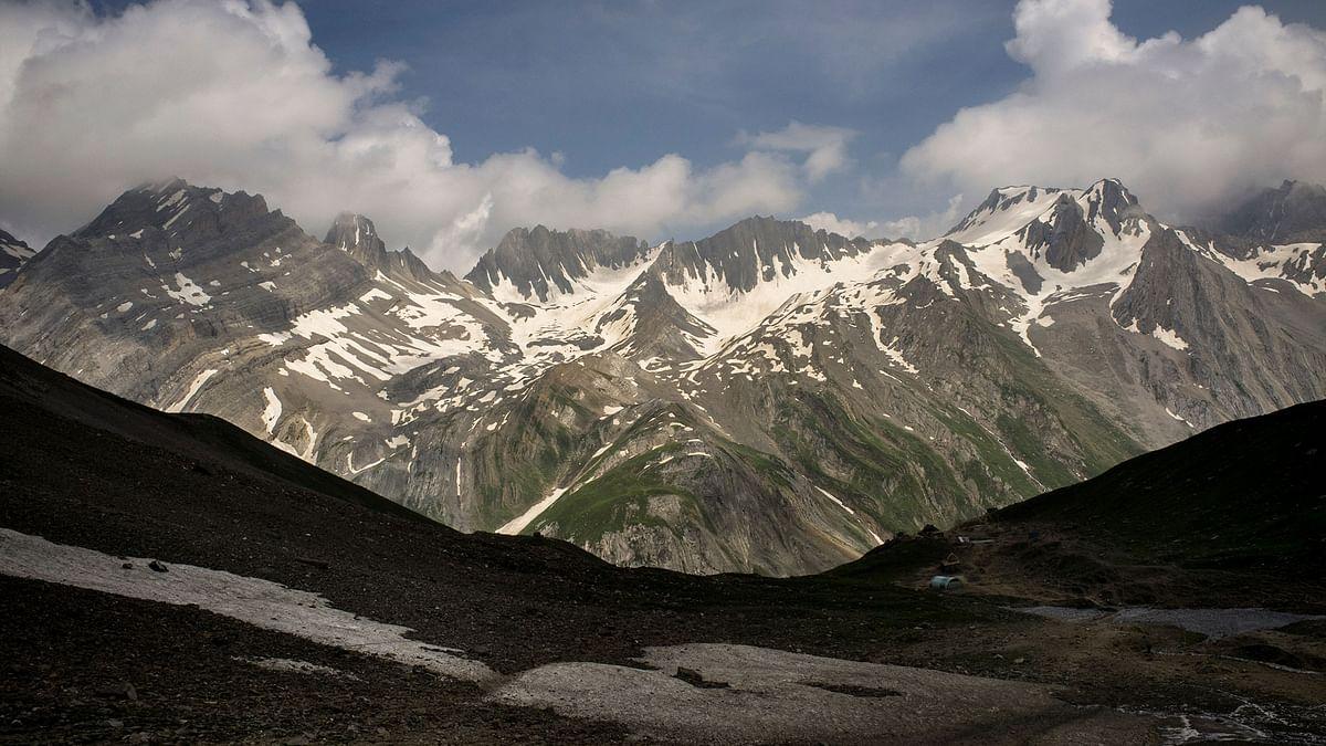 हिमालय पर घासों और झाड़ियों का बढ़ता दायरा, जलवायु परिवर्तन से तापमान बढ़ने का असर