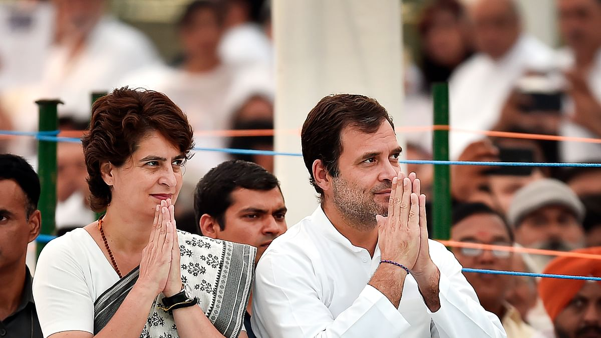 बापू की पुण्यतिथि पर राहुल ने उनके कथन को किया याद, 'हिंसा नहीं सिखा सकता', प्रियंका बोलीं- बापू तुम जिंदा हो