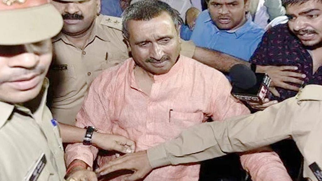 रेप के दोषी कुलदीप सेंगर को बचाने में जुटी योगी सरकार? बीजेपी पर लगे गंभीर आरोप