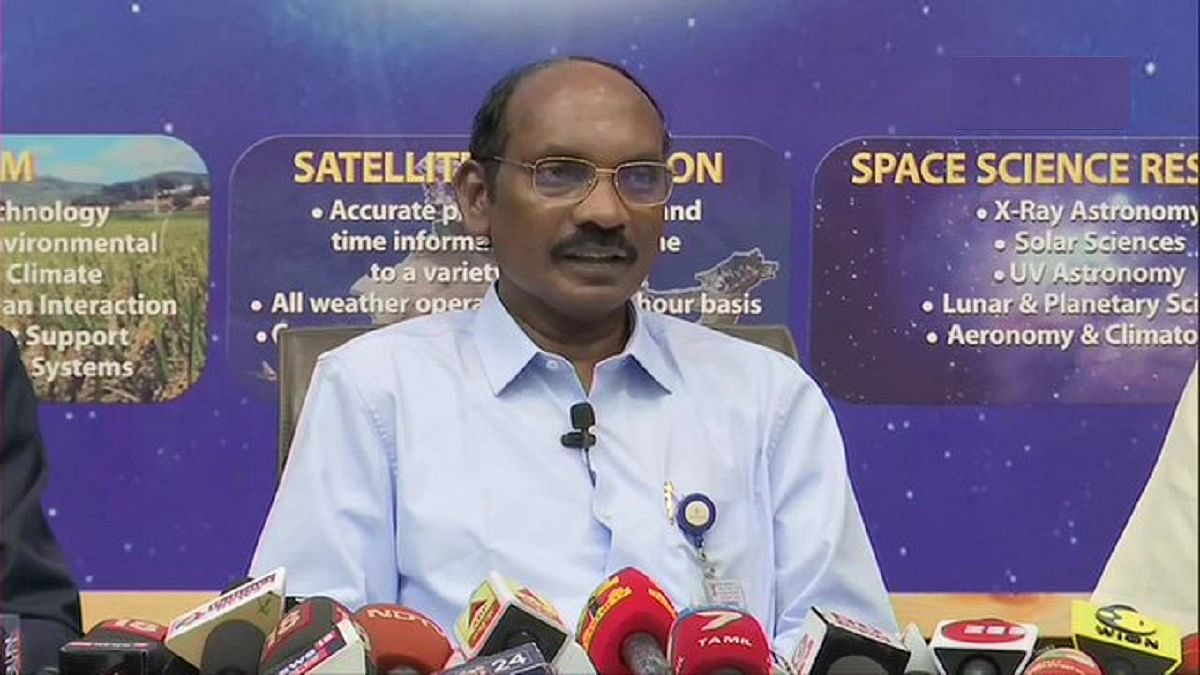 ISRO प्रमुख बोले- चंद्रयान-3 को मिली मंजूरी, मिशन पर खर्च होगा 250 करोड़