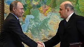 बड़ी खबर LIVE: टैक्स चीफ मिशुस्टिन हो सकते हैं रूस के अगले प्रधानमंत्री, राष्ट्रपति पुतिन ने रखा प्रस्ताव