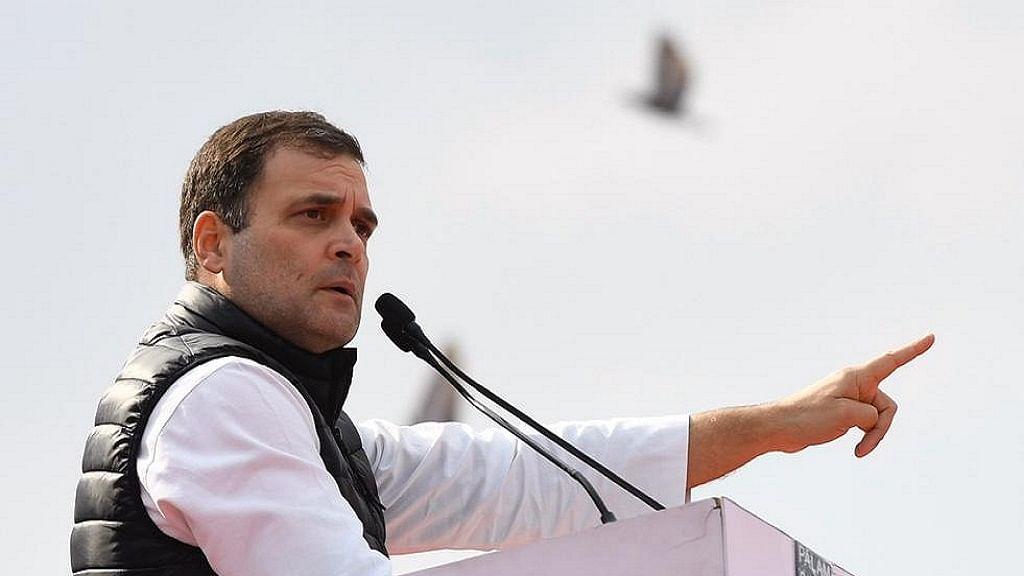 राहुल बोले- अर्थव्यवस्था को मोदी, उनके सलाहकार ले डूबे, बजट के लिए पीएम, वित्त मंत्री के पास कोई आईडिया नहीं