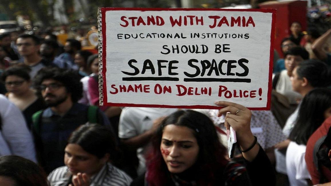 CAA-NRC के विरोध में जामिया और शाहीन बाग ने देश के ध्रुवीकरण के बीजेपी के खेल का भांडा फोड़ दिया