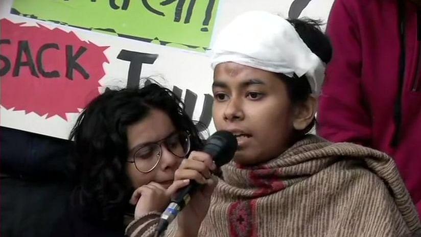 RSS और ABVP से जुड़े गुंडों ने किया अटैक, पूरी प्लानिंग से किया गया हमला, JNU छात्र संघ अध्यक्ष आइशी घोष का आरोप