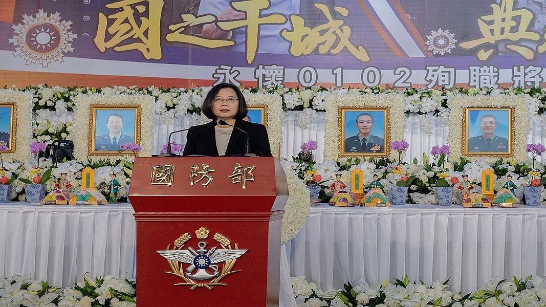 मज़बूत लेकिन प्रगतिशील इरादों से चीन को मात देने वाले ताइवान से क्या सबक लेगा भारत!