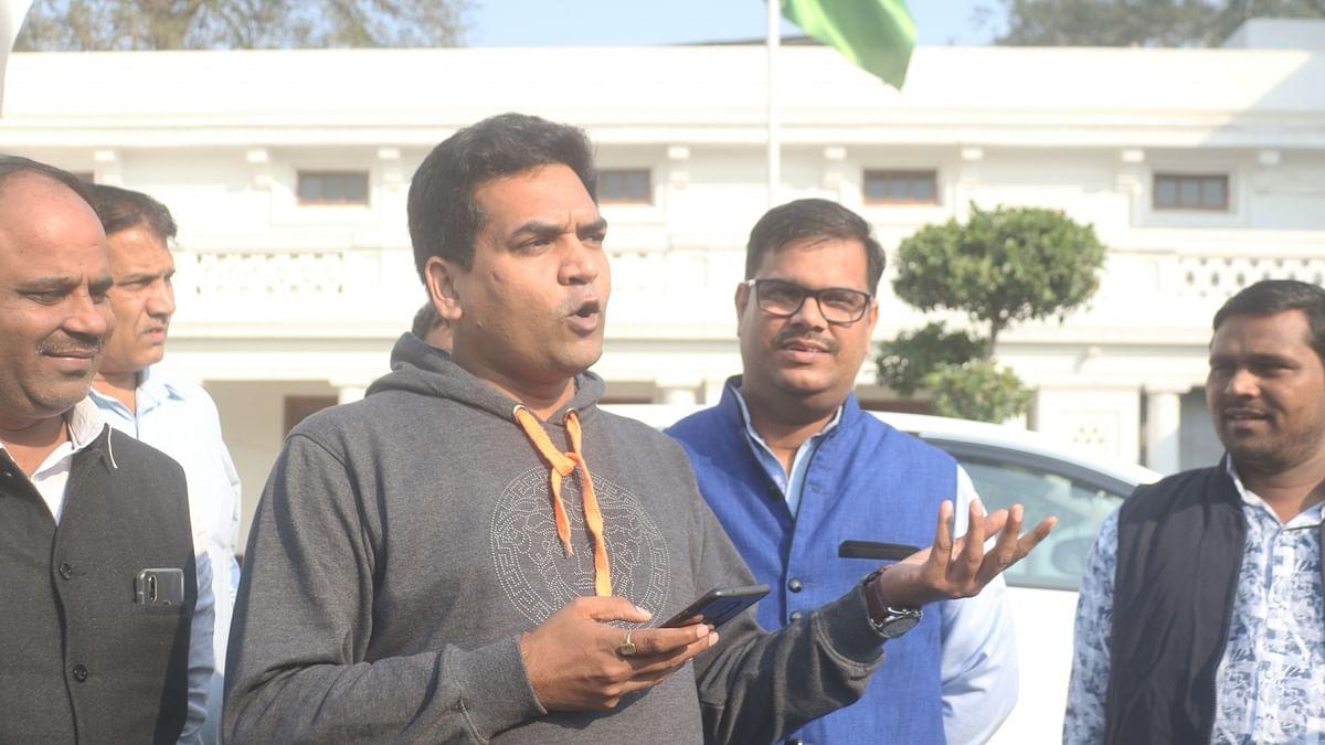 पाकिस्तान वाले बयान के लिए कपिल मिश्रा पर होगी कार्रवाई ! चुनाव आयोग का नोटिस