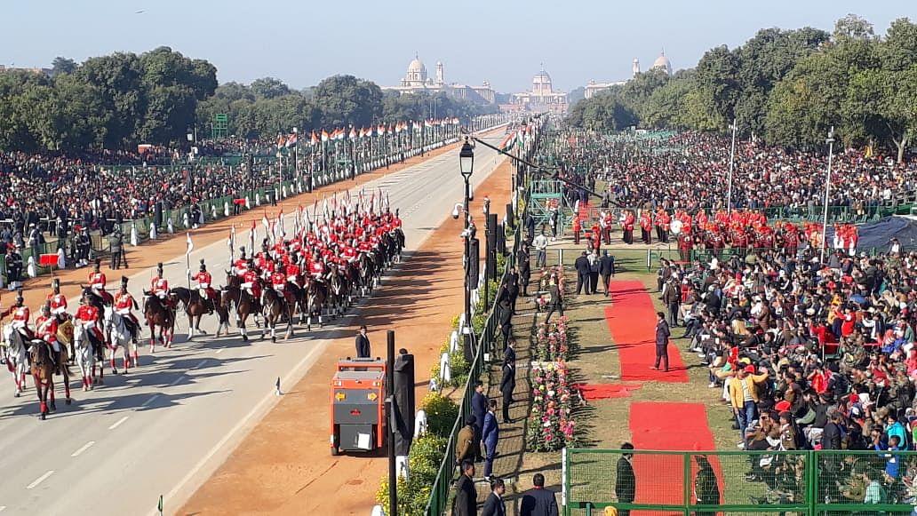 गणतंत्र दिवस: राजपथ परेड में 22 झांकियां होंगी मुख्य आकर्षण, जानें इस बार और क्या है खास
