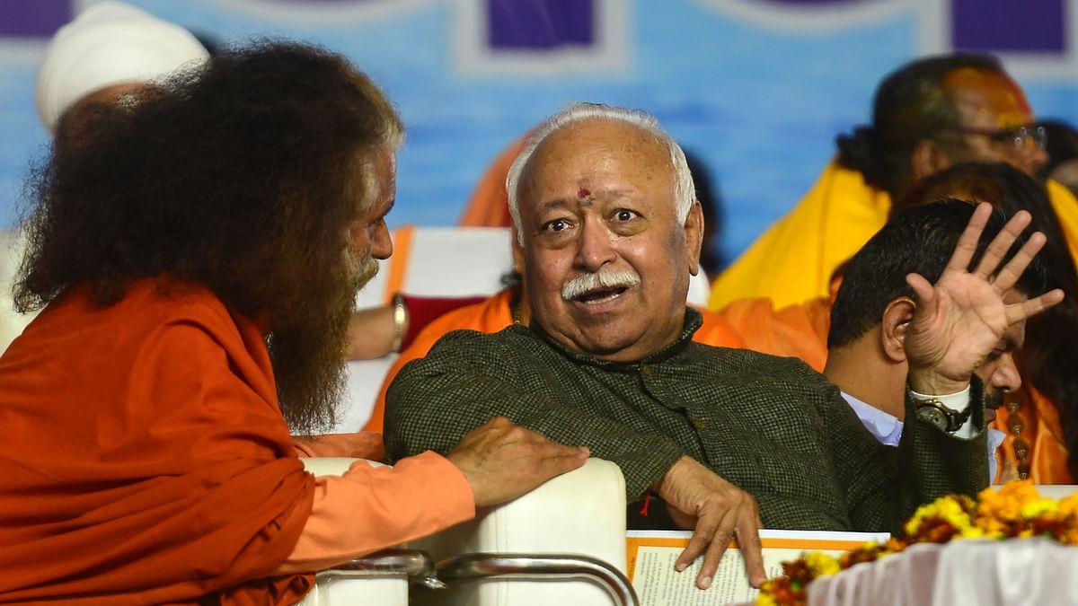 भागवत ने मीडिया के 70 लेखक-पत्रकारों के साथ बंद कमरे में किया मंथन, क्या RSS की छवि से परेशान हैं संघ प्रमुख!