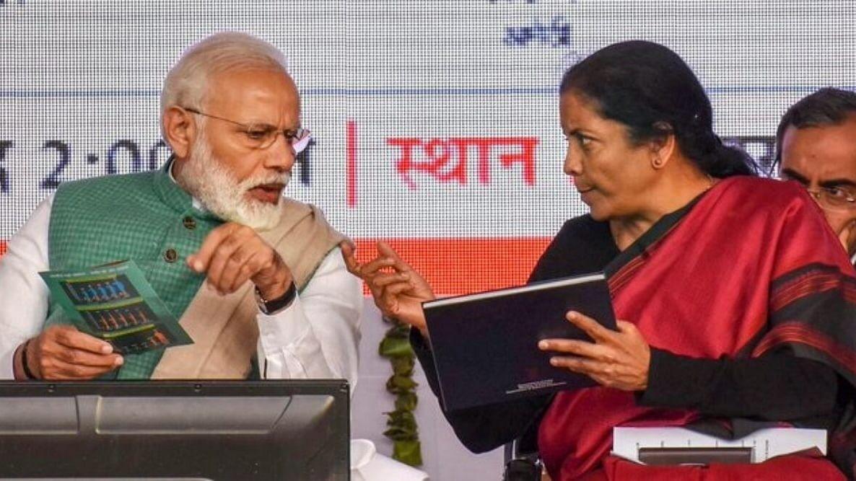 खस्ताहाल अर्थव्यवस्था के बीच मोदी सरकार को एक और झटका, मूडीज ने भारत की विकास दर का अनुमान घटाया
