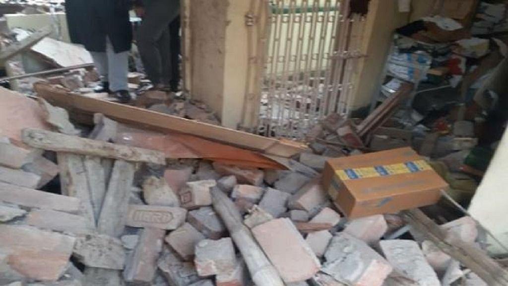 बिहार: बम धमाके से दहला पटना, मकान में हुए विस्फोट में 5 लोग घायल, दो घर ध्वस्त