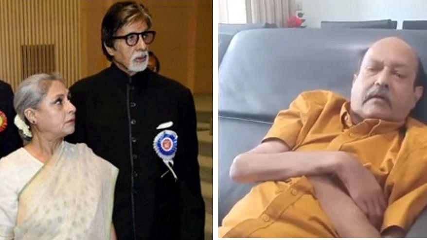 जिंदगी की जंग  लड़ रहे अमर सिंह का छलका दर्द, अमिताभ बच्चन से मांगी माफी, कहा-  कृपा बनी रहे