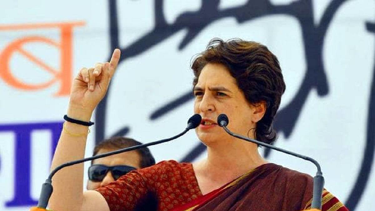 प्रियंका गांधी बोलीं- यूपी में महिलाओं के खिलाफ हो रहे दिल दहला देने वाले अपराध, कहां है योगी सरकार?