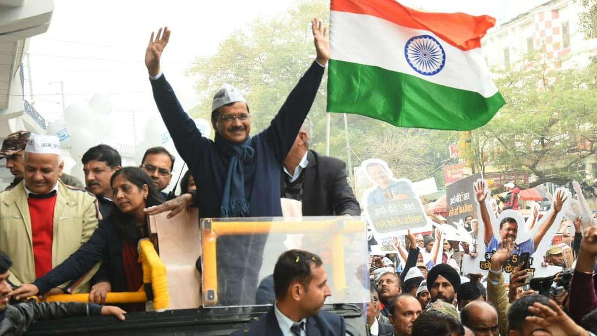दिल्ली में फिर  केजरीवाल सरकार: पोल ऑफ पोल्स में AAP को 50 से ज्यादा सीटें मिलने का अनुमान, बीजेपी की सीटें बढ़ेंगी