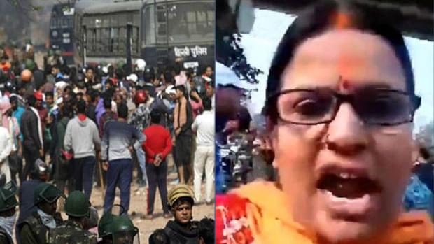 इस वीडियो की वजह से दिल्ली में भड़की हिंसा? फेसबुक पर लाइव आकर महिला बोली- 'मरो या मार डालो, जो भी आए काट डालो'