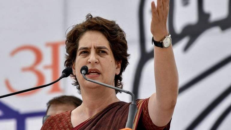 यूपी: कांग्रेस ने शुरू किया किसान जनजागरण अभियान, प्रियंका बोलीं- हर मोर्चे पर बीजेपी ने अन्नदाता को छला