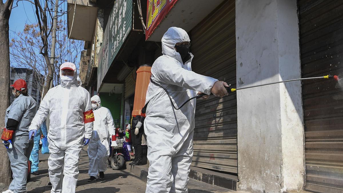 चीन में कोरोनावायरस से मौतों का आंकड़ा एक हजार के पार, एक दिन में गईं 108 जान, ढाई हजार नए मामले