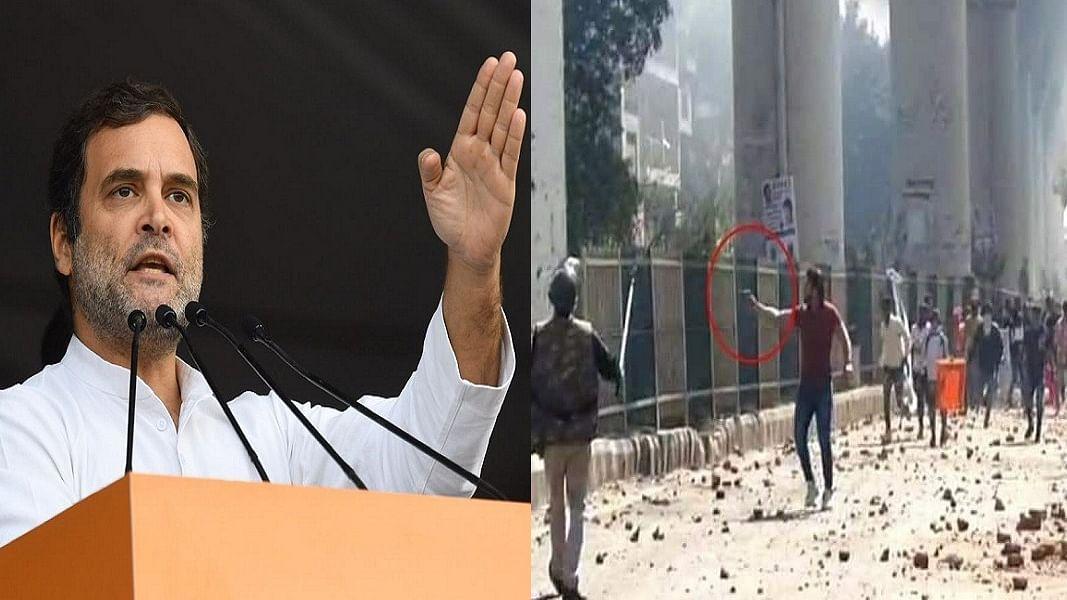दिल्ली हिंसा की राहुल गांधी ने की निंदा, संयम की अपील के साथ कहा- शांतिपूर्ण विरोध स्वस्थ लोकतंत्र का प्रतीक