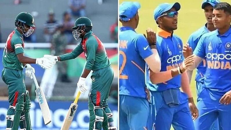 अंडर-19 वर्ल्ड कप फाइनल: भारत ने दिया 178 रनों का लक्ष्य, एक विकेट खोकर टारगेट का पीछा कर रहा बांग्लादेश