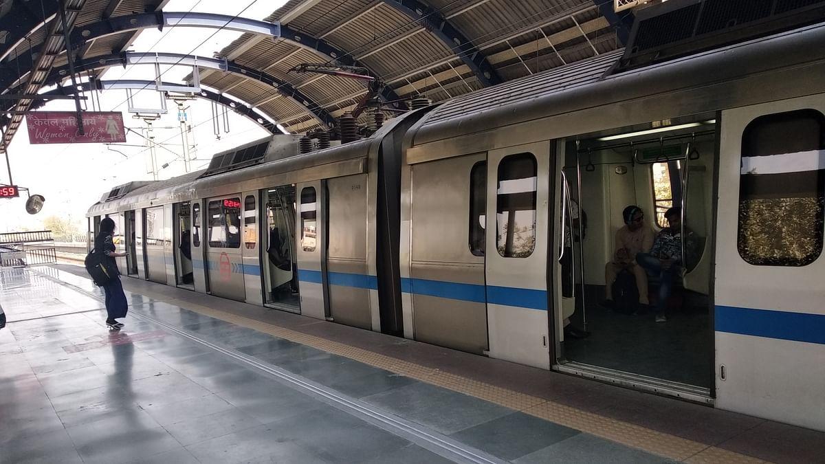मेट्रो में युवक ने की अश्लील हरकत, लड़की ने खींची फोटो, सोशल मीडिया पर वायरल होने पर जागी दिल्ली पुलिस