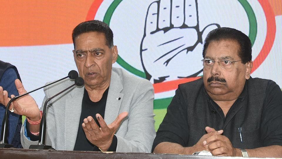 बड़ी खबर LIVE: सोनिया गांधी ने मंजूर किया दिल्ली कांग्रेस अध्यक्ष और प्रभारी का इस्तीफा