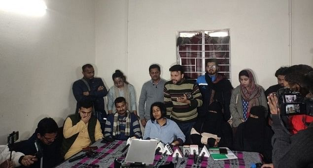 छात्राओं के निजी अंगों पर किए गए हमले, फाड़े कपड़े: जामिया छात्रों ने प्रेस कांफ्रेंस कर सुनाई बर्बरता की कहानी