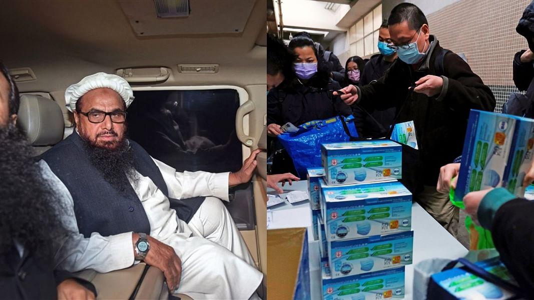 दुनिया की बड़ी खबरेंः हाफिज सईद पर कल बड़ा फैसला और चीन में 636 जान लेने वाला कोरोना 25 देशों में फैला