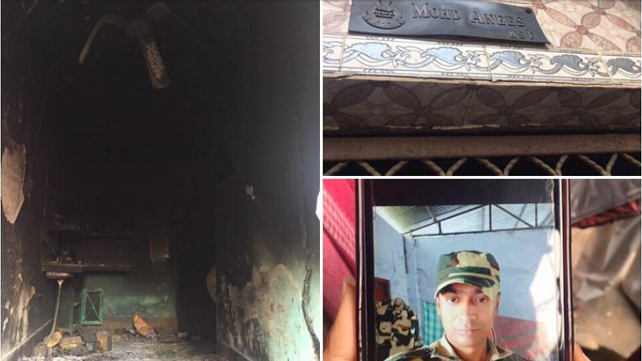 दिल्ली हिंसाः दंगाइयों ने बीएसएफ जवान का घर भी नहीं बख्शा, 'आओ पाकिस्तानी, लो नागरिकता' कहकर जलाया