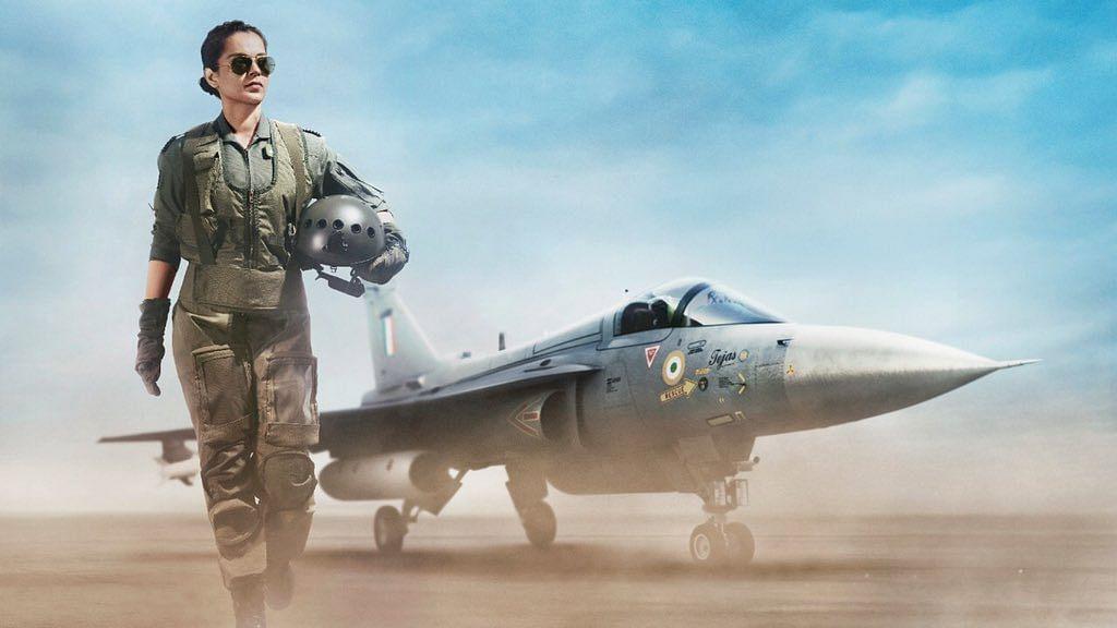 सिनेजीवन: 'तेजस' में एयरफोर्स पायलट बनीं कंगना रनौत और इस तारीख को रिलीज होगी 'अंग्रेजी मीडियम'