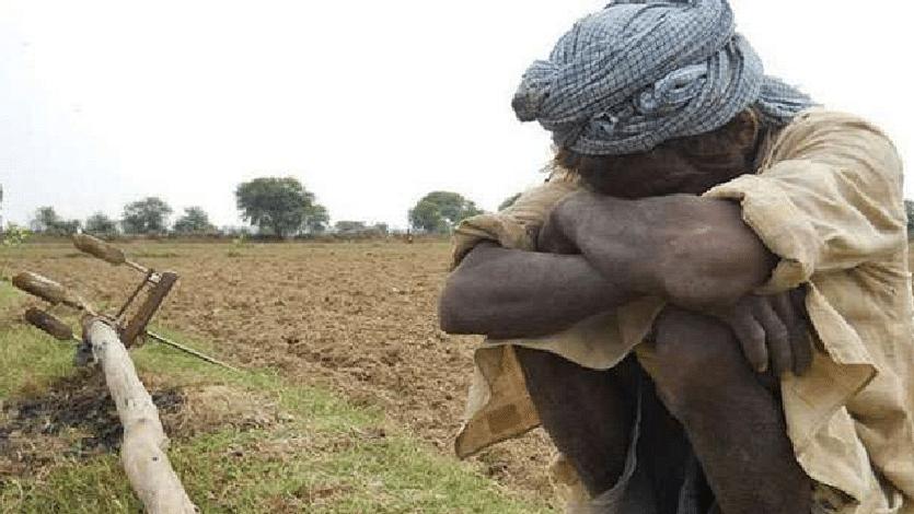 फडणवीस सरकार में किसानों का रहा बुरा हाल, विदर्भ के 58 फीसदी कर्जदार किसान मानसिक रूप से हो गए बीमार