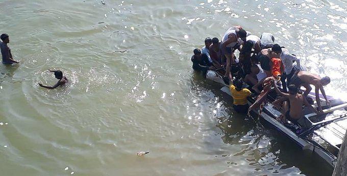 राजस्थान में बस के नदी में गिरने से 25 लोगों की दर्दनाक मौत, सीएम गहलोत ने जताया दुख, मुआवजे का किया ऐलान