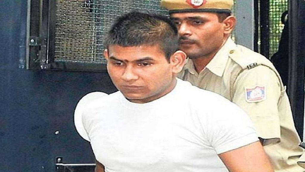 फांसी से बचने के लिए निर्भया के दोषी विनय शर्मा का नया पैंतरा, भूख हड़ताल के बाद अब जेल में खुद को किया घायल