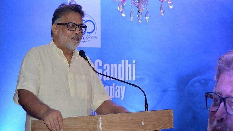 हिन्दू संगठनों की धमकी से गांधी पर कार्यक्रम रद्द, पुणे के कॉलेज ने तुषार गांधी का लेक्चर किया कैंसिल