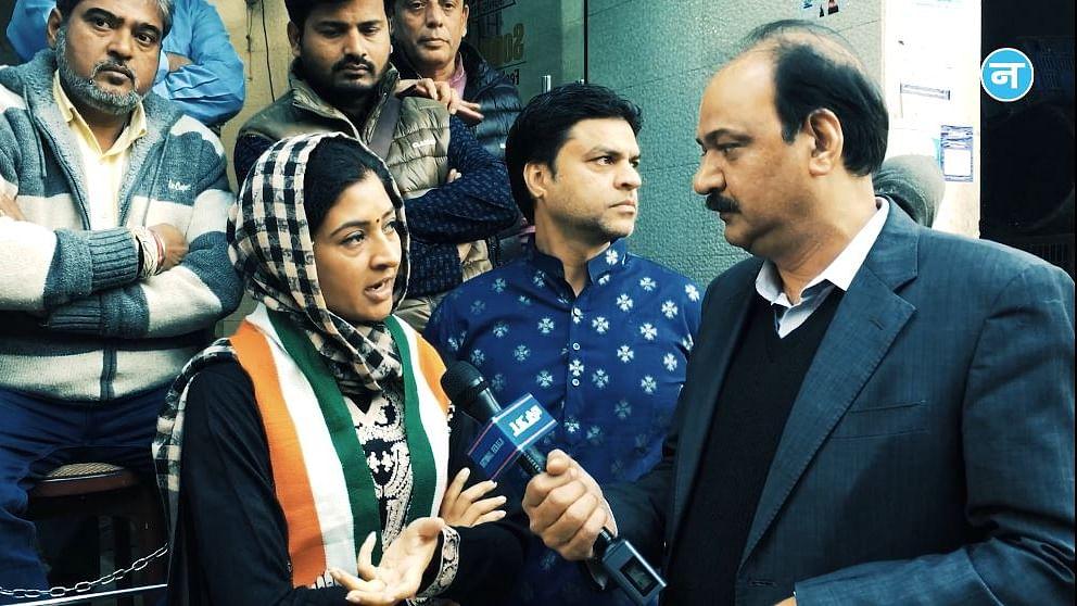 वीडियो: दिल्ली के दिल चांदनी चौक विधानसभा क्षेत्र में क्या है वोटरों का रुझान, कांग्रेस का पलड़ा भारी