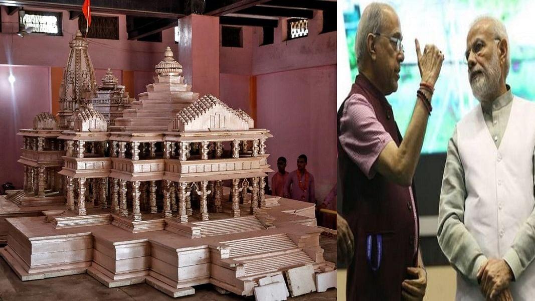 राम मंदिर निर्माण के लिए ट्रस्ट बस नाम का है, ड्राइविंग सीट पर खुद बैठे हैं पीएम मोदी