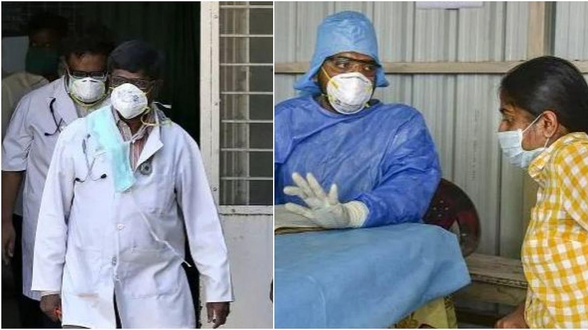 देश में कोरोना वायरस के 10 और नए मामले आए सामने, मरीजों की संख्या पहुंची 60, राष्ट्रपति का यूपी दौरा रद्द