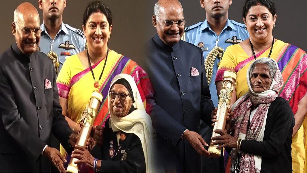 International Women's Day: नारी शक्ति पुरस्कार से सम्मानित हुईं देश की ये बेटियां, राष्ट्रपति ने किया सम्मान