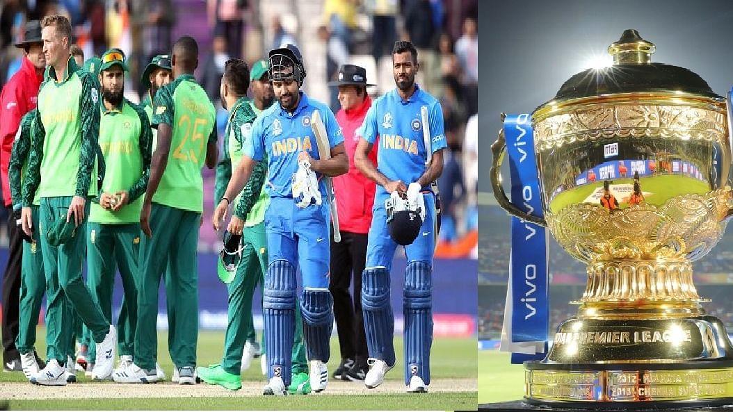 खेल की 5 बड़ी खबरें: IPL के दीवानों के लिए बुरी खबर और भारत-अफ्रीका के बीच खेले जाने वाली वनडे सीरीज रद्द