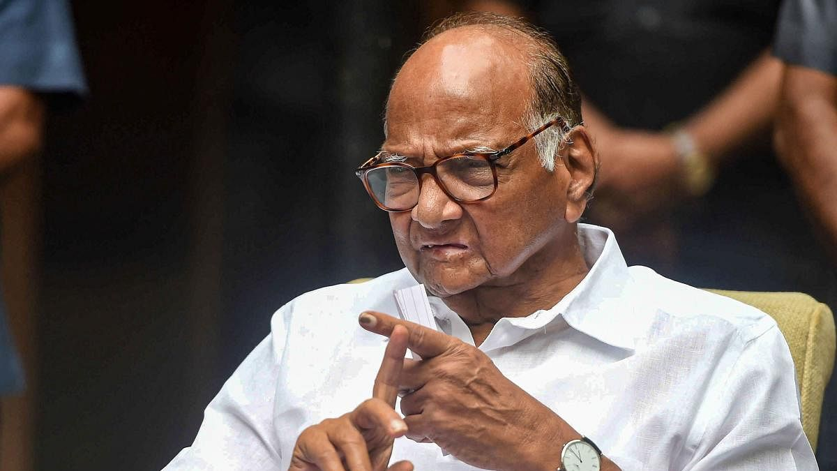 दिल्ली हिंसा पर शरद पवार का मोदी सरकार पर हमला, कहा- चुनाव नहीं जीत सके तो दिल्ली जला दिया
