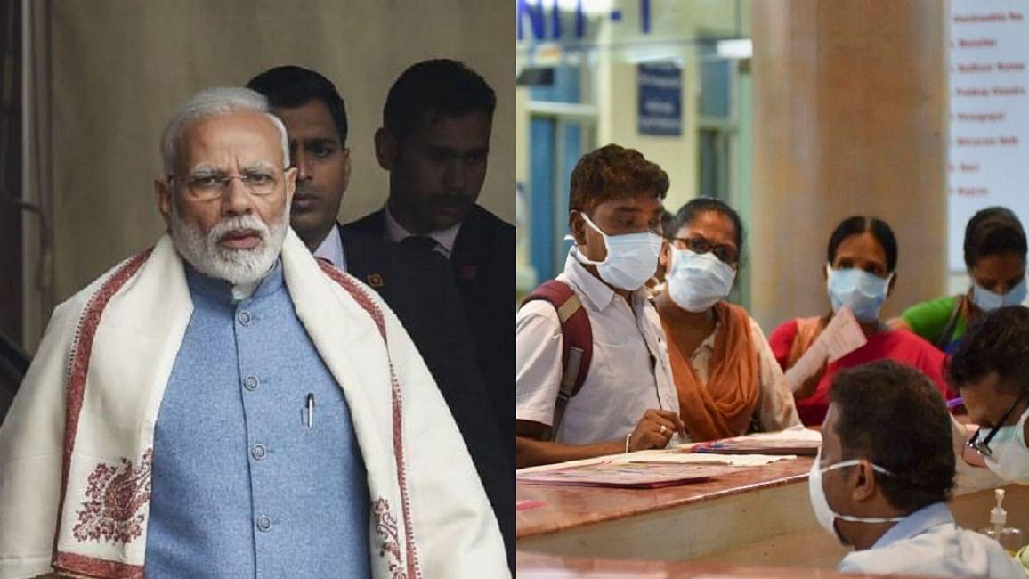 कोरोना वायरस से मुकाबले के लिए मोदी सरकार कितनी तैयार, स्वच्छ भारत मिशन के बजट में कटौती से नीयत पर सवाल