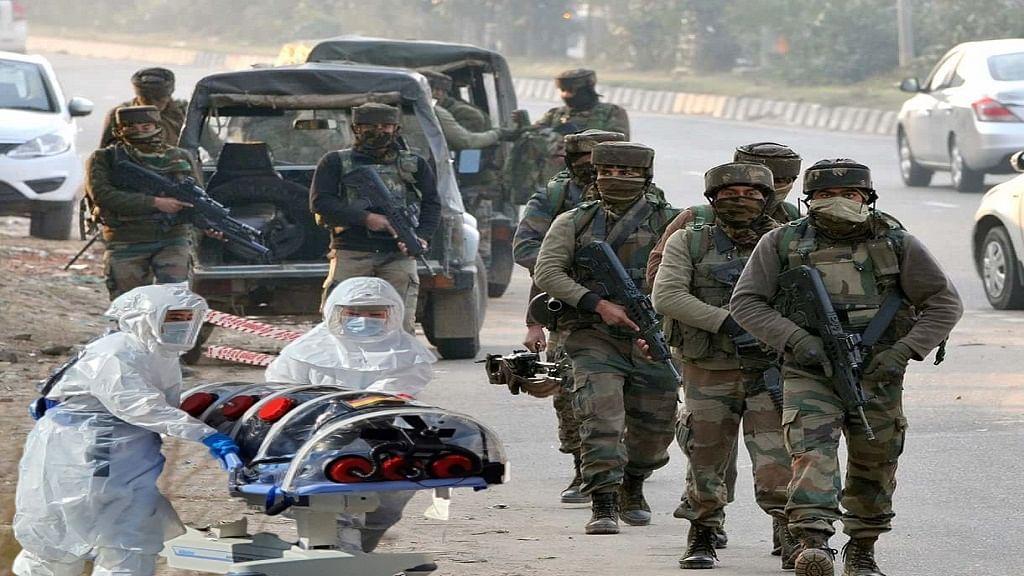 एक सैनिक को हुआ कोरोना तो दहशत में आई आर्मी! लद्दाख स्काउट्स के सभी जवानों को किया गया क्वारंटाइन