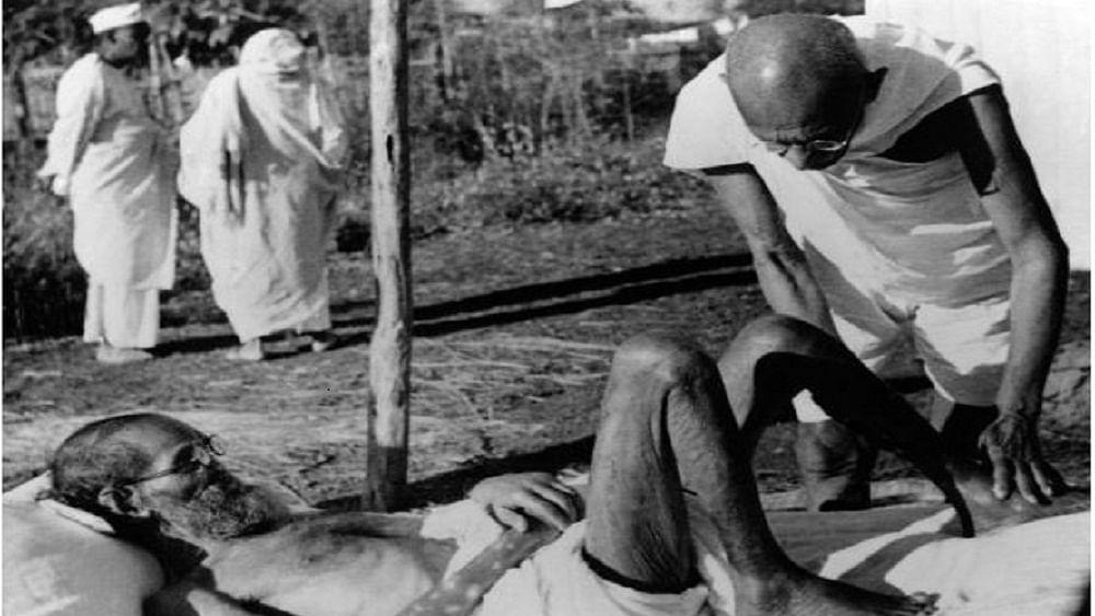 कोरोनाः चीन को छोड़िये, गांधीजी ने तो 100 साल पहले आनन-फानन में खोल दिया था अस्पताल, वह भी दक्षिण अफ्रीका में